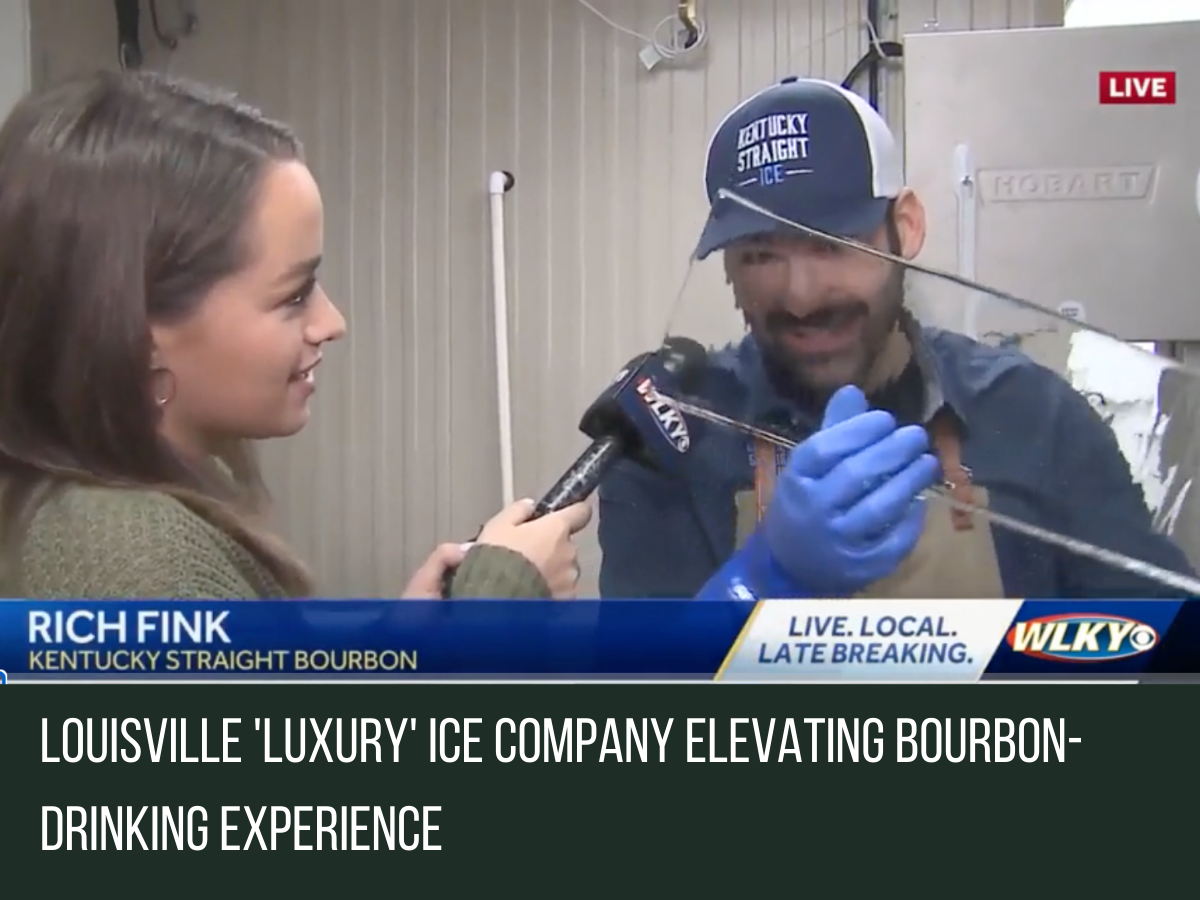 Louisville business introduces luxury ice to bourbon industry (1)